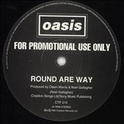 Click here for more info about 'Oasis (UK) - Round Are Way'