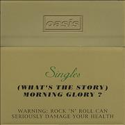 Click here for more info about 'Oasis - Singles - (What's The Story) Morning Glory'