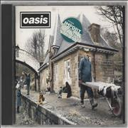 Click here for more info about 'Oasis - Some Might Say'