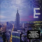 Click here for more info about 'Oasis (UK) - Standing On The Shoulder Of Giants'