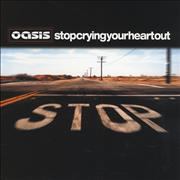 Click here for more info about 'Oasis (UK) - Stop Crying Your Heart Out'