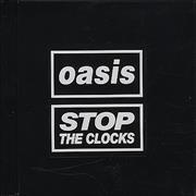Click here for more info about 'Oasis (UK) - 'Stop The Clocks' Album Sampler'
