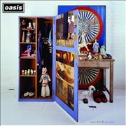 Click here for more info about 'Oasis (UK) - Stop The Clocks - Sealed'