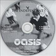 Click here for more info about 'Oasis - The Independent'