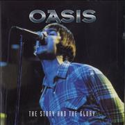 Click here for more info about 'Oasis (UK) - The Story And The Glory'