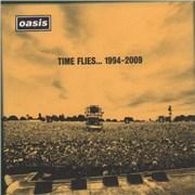 Oasis Time Flies... 1994 - 2009 UK 3-disc CD/DVD Set