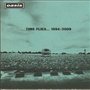 Click here for more info about 'Oasis (UK) - Time Flies 1994-2009 Notepad'