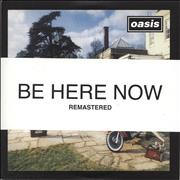 Oasis (UK) Be Here Now (Chasing The Sun Edition) - 3CD Promo Set UK 3-CD set Promo