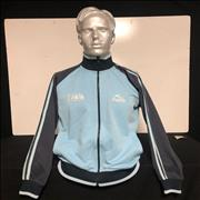 Click here for more info about 'Manchester 1879 - Blue & White Bukta Promotional Jacket [L]'