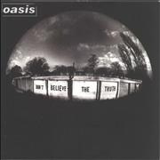 Click here for more info about 'Oasis - Don't Believe The Truth [2009 Edition]'