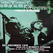 Click here for more info about 'Oasis (UK) - Familiar To Millions - Green'