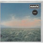 "Oasis (UK) Whatever - Numbered UK 7"" vinyl"