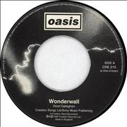 Click here for more info about 'Oasis (UK) - Wonderwall - Jukebox'