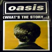 Click here for more info about 'Oasis (UK) - (What's The Story) - Noels Head'