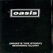 Click here for more info about 'Oasis (UK) - (What's The Story) Morning Glory - Withdrawn'