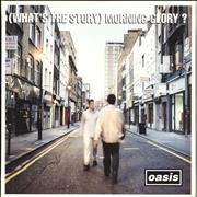 Click here for more info about 'Oasis - (What's The Story) Morning Glory? - 2nd'