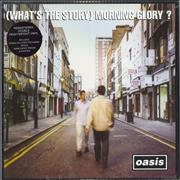 Click here for more info about 'Oasis (UK) - (What's The Story) Morning Glory - Sealed'