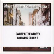 Click here for more info about 'Oasis - (What's The Story) Morning Glory?'