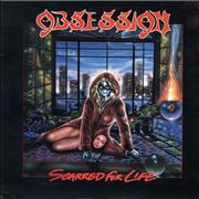 Click here for more info about 'Obsession - Scared For Life'