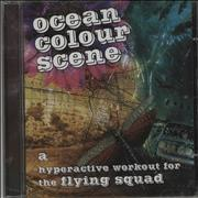 Click here for more info about 'Ocean Colour Scene - A Hyperactive Workout For The Flying Squad'