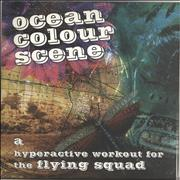 Click here for more info about 'Ocean Colour Scene - A Hyperactive Workout For The Flying Squad - EX'