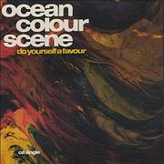 Click here for more info about 'Ocean Colour Scene - Do Yourself A Favour'