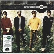 Ocean Colour Scene Marchin' Already - RSD18 - Green Vinyl - Sealed UK 2-LP vinyl set