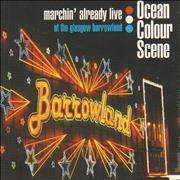 Click here for more info about 'Ocean Colour Scene - Marchin' Already Live At The Glasgow Barrowland - Sealed'