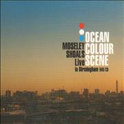 Click here for more info about 'Ocean Colour Scene - Moseley Shoals Live In Birmingham - Sealed'