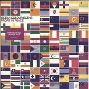 Click here for more info about 'Ocean Colour Scene - Profit In Peace + Poster'