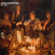 Click here for more info about 'Ocean Colour Scene - So Low - CD2'