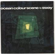 "Ocean Colour Scene Sway UK 7"" vinyl"