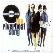 Click here for more info about 'Ocean Colour Scene - The Riverboat Song'