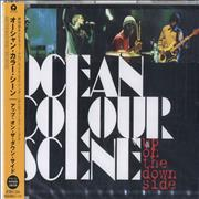 Click here for more info about 'Ocean Colour Scene - Up On The Down Side - Sealed'