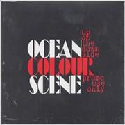 Click here for more info about 'Ocean Colour Scene - Up On The Down Side'