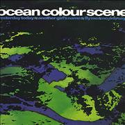 "Ocean Colour Scene Yesterday Today UK 12"" vinyl"