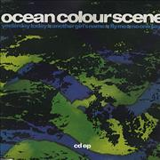 Click here for more info about 'Ocean Colour Scene - Yesterday Today'