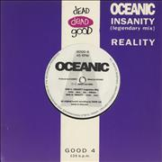 Click here for more info about 'Oceanic - Insanity (Legendary Mix) - Die-Cut Sleeve'