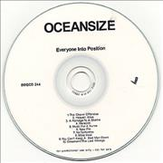 Click here for more info about 'Oceansize - Everyone In Position'