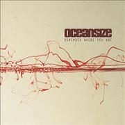 Click here for more info about 'Oceansize - Remember Where You Are'