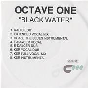 Click here for more info about 'Octave One - Black Water - 8 Mixes'