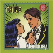 Click here for more info about 'Octopus - Jealousy - Green vinyl'