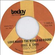 Click here for more info about 'Odds & Ends - Love Makes The World Go Round'