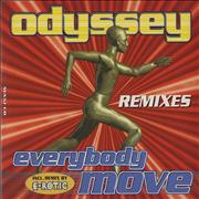 Click here for more info about 'Odyssey - Everybody Move - Remixes'
