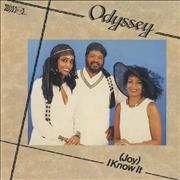 Click here for more info about 'Odyssey - (Joy) I Know It'