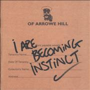 Click here for more info about 'Of Arrowe Hill - I Are Becoming Instinct'