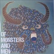 Click here for more info about 'Of Monsters And Men - Dirty Paws'
