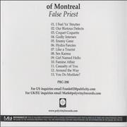 Click here for more info about 'Of Montreal - False Priest'