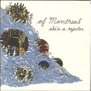 Click here for more info about 'Of Montreal - She's A Rejecter - Blue Vinyl'