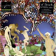 Click here for more info about 'Of Montreal - Skeletal Lamping - 180gm Sealed + Wall Decal Set'